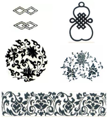 从花式纱看服饰花纹的本源及其发展